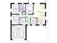 Energoefektīvu koka karkasa māju būvniecība